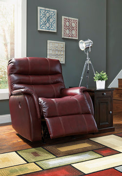 BRIDGER Contemporary Rocker Recliner