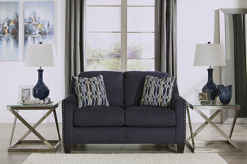CREEAL HEIGHTS Contemporary Love Seat