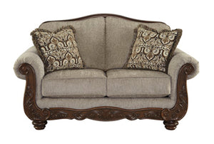 CECILYN Traditional Love Seat