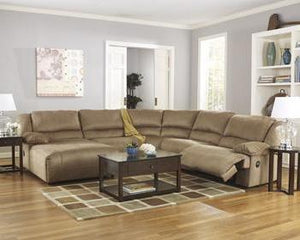 HOGAN Contemporary Sectional (W/ Laf Chaise)