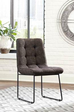 ROZZELLI Casual Dining Chair (Set of 2)