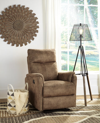 TORROX Contemporary Recliner