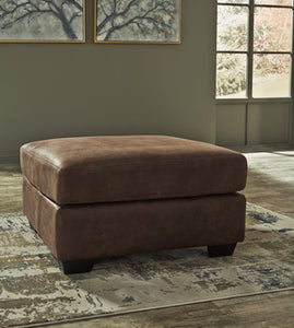 BLADEN Contemporary Oversized Ottoman