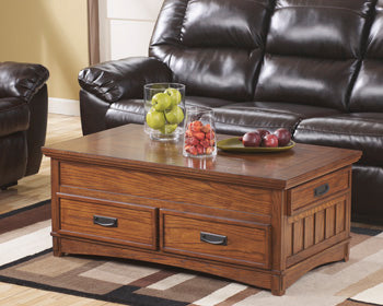 CROSS ISLAND Casual Coffee Table