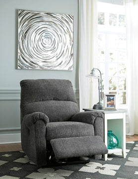 MCTEER Contemporary Recliner