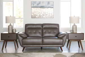 SISSOKO Contemporary Love Seat