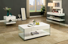 RAYA Contemporary End Table