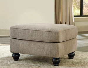 BLACKWOOD Traditional Ottoman