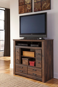 QUINDEN Casual Media Chest