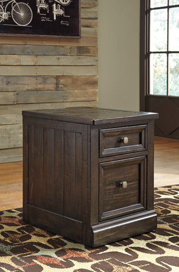 TOWNSER Traditional File Cabinet