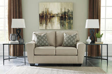 CALICHO Contemporary Love Seat