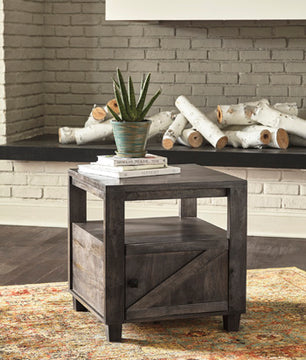 CHASEBURG Casual End Table