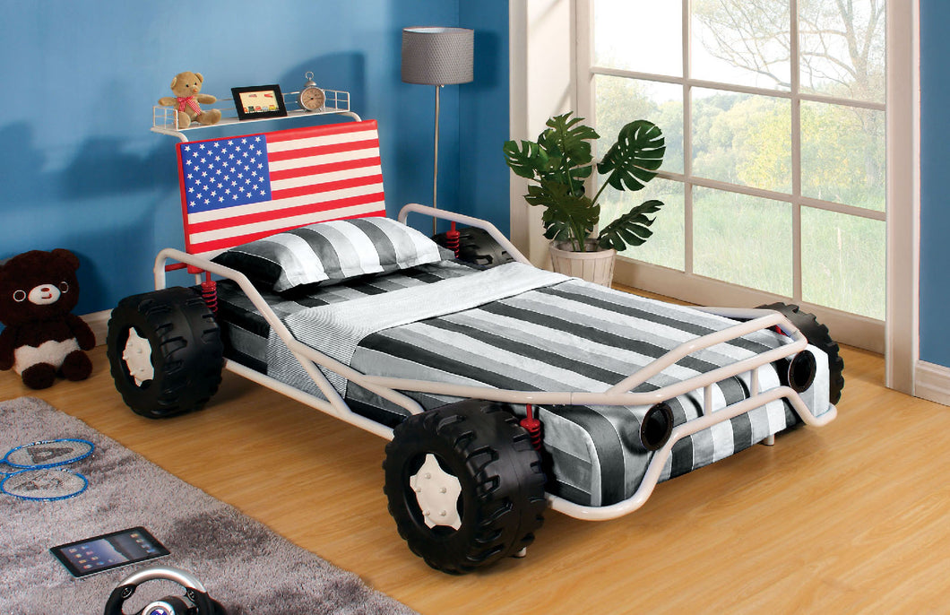 FREEDOM RACER Novelty Bed