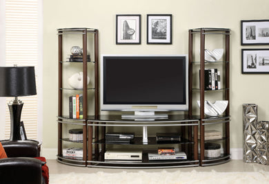 SILVER CREEK Contemporary TV Console