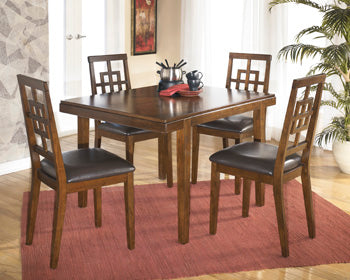 CIMERAN Contemporary Table (5Pc Set)