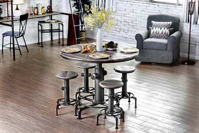 FOSKEY Industrial Dining Table
