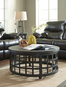 MARIMON Casual Round Coffee Table