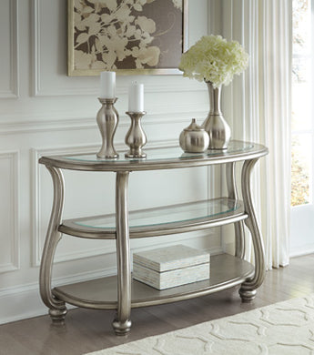 CORALAYNE Traditional Sofa Table