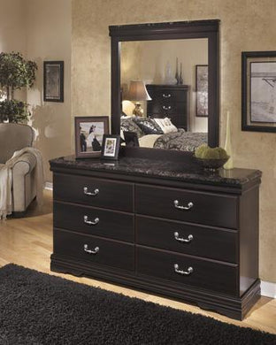 ESMARELDA Traditional Dresser