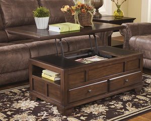 GATELY Casual Coffee Table