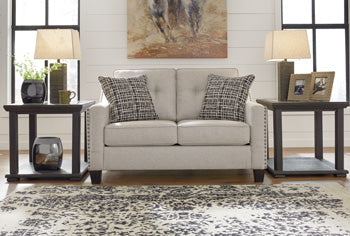 MARRERO Contemporary Love Seat