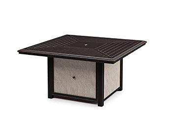 TOWN COURT Contemporary Fire Pit Table