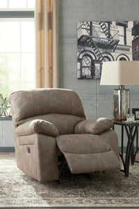 DUNWELL Contemporary Rocker Recliner