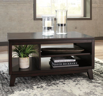CHANCEEN Contemporary Coffee Table