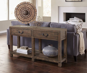 CRASTER Console Table