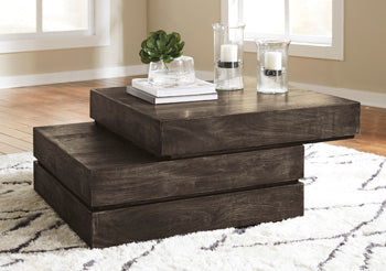 SHALLIA Contemporary Coffee Table