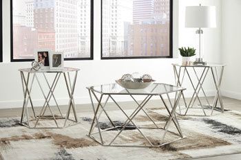 MADANERE Contemporary Table