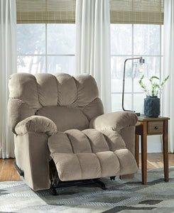 DOMBAY Contemporary Rocker Recliner