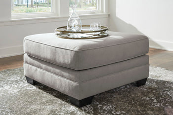 PALEMPOR Contemporary Oversized Ottoman