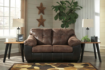 GREGALE Contemporary Love Seat