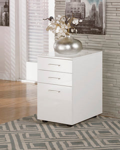 BARAGA Contemporary File Cabinet