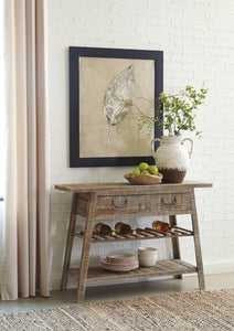 CAMP RIDGE Casual Console Table