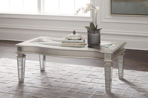 TESSANI Contemporary Coffee Table