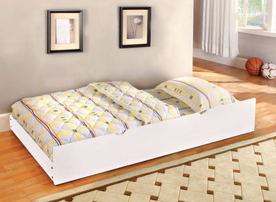 OMNUS Transitional Trundle Bed