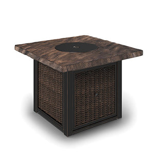 ALTA GRANDE Contemporary Fire Pit Table