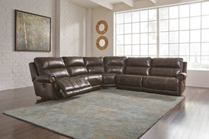 DAK Contemporary Power Sectional