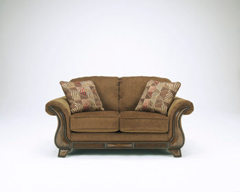 MONTGOMERY Traditional Love Seat