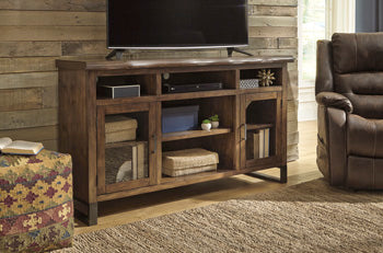 ESMARINA Casual TV Console