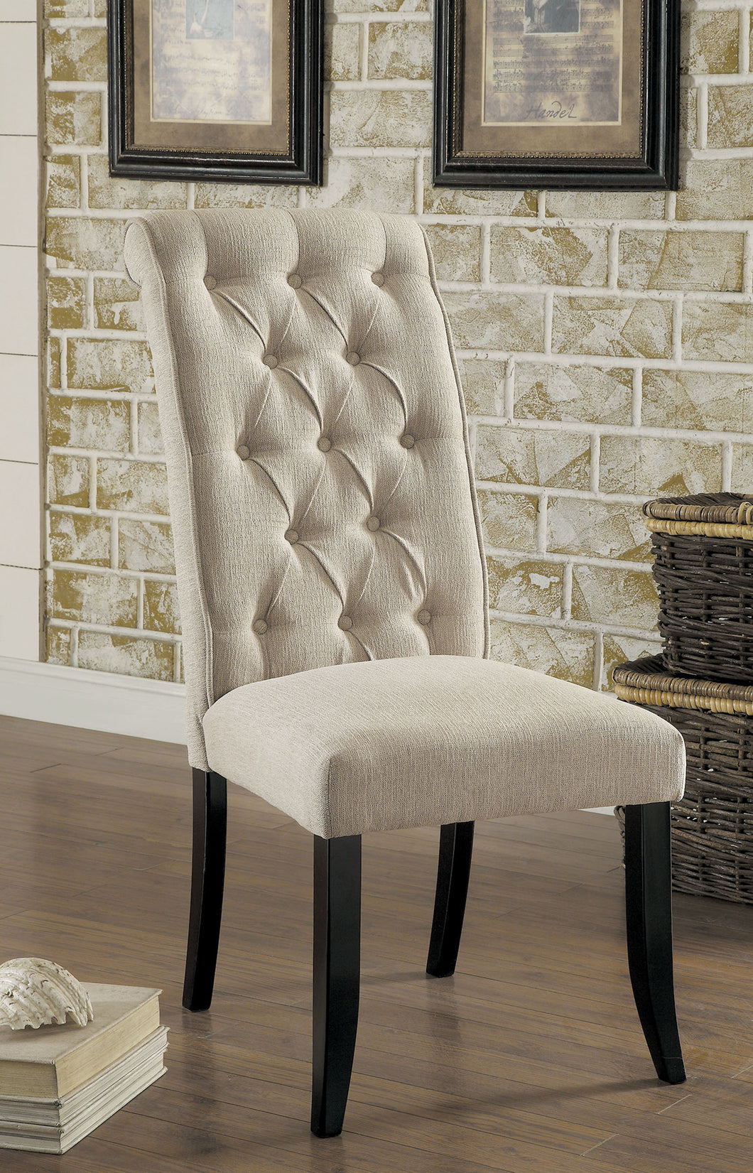 MASHALL Transitional Chair