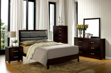 JANINE Contemporary Bed