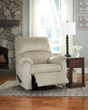 BRONWYN Contemporary Glider Recliner