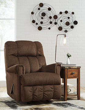 CRAGGLY Contemporary Rocker Recliner