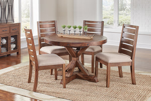 ANACORTES Pedestal Table