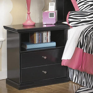 MARIBEL Casual One Drawer Nightstand