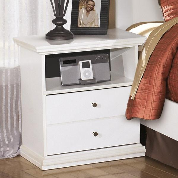BOSTWICK SHOALS Casual One Drawer Nightstand