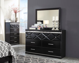 FANCEE Contemporary Dresser
